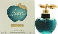 Nina Ricci Luna Eau de Toilette 50ml Vaporizador