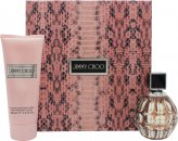 Jimmy Choo Set de Regalo 60ml EDP + 100ml Loción Corporal