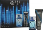 Guess Night Set de Regalo 50ml EDT + 75ml Gel de Ducha