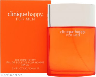 Clinique Happy Cologne Spray Eau de Toilette 100ml Vaporizador