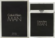 Calvin Klein CK Man Aftershave 100ml Splash