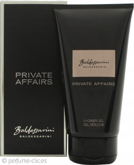 Baldessarini Private Affairs Gel de Ducha 150ml