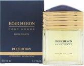Boucheron Pour Homme Eau De Toilette 50ml Vaporizador