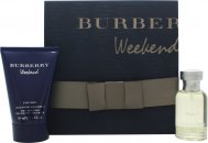 Burberry Weekend Set de Regalo 50ml EDT + 100ml All Over Champú