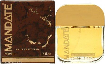 Eden Classic Mandate Eau de Toilette 50ml Vaporizador