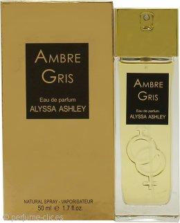 Alyssa Ashley Ambre Gris Eau de Parfum 50ml Vaporizador