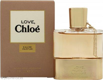 Chloé Love, Chloé Eau de Parfum 30ml Vaporizador