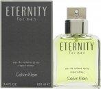 Calvin Klein Eternity Eau de Toilette 100ml Vaporizador