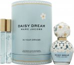 Marc Jacobs Daisy Dream Set de Regalo 50ml EDT Daisy Dream + 10ml EDT Sweet Dream + 10ml EDT Daydream