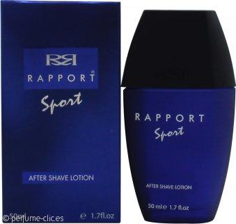 Dana Rapport Sport Aftershave 50ml Splash
