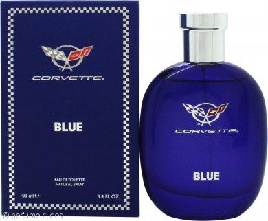 Corvette Blue Eau De Toilette 100ml Vaporizador