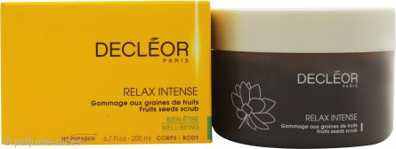Decleor Relax Intense Exfoliante de Semillas de Fruta 200ml