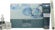 Bellapierré Precious Diamonds Complete Nail Care System Set de Regalo 120ml Loción Corporal & Manos + 15ml Tratamiento Aceite para Cutículas + Diamond Lima de Uñas + Pulidor de Uñas