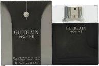 Guerlain Homme Eau de Parfum Intense 80ml Vaporizador