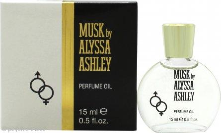 Alyssa Ashley Musk Aceite Perfumado 15ml