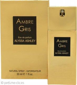 Alyssa Ashley Ambre Gris Eau de Parfum 30ml Vaporizador
