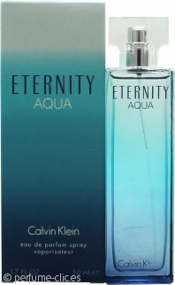 Calvin Klein Eternity Aqua for Women Eau de Parfum 50ml Vaporizador