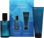 Davidoff Cool Water Set de Regalo 40ml EDT + 75ml Gel de ducha