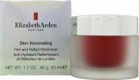 Elizabeth Arden Skin Illuminating Firm & Reflect Hidratante 50ml
