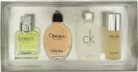 Calvin Klein Miniature Set de Regalo 15ml Eternity EDT + 15ml Obsession EDT + 15ml CK One EDT + 15ml Escape EDT