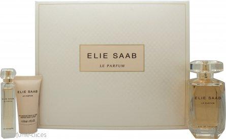 Elie Saab Le Parfum Set de Regalo 90ml EDT + 30ml Loción Corporal + 10ml EDT