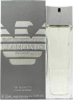 Giorgio Armani Emporio Diamonds Eau de Toilette 75ml Vaporizador