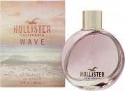 Hollister Wave For Her Eau de Parfum 100ml Vaporizador