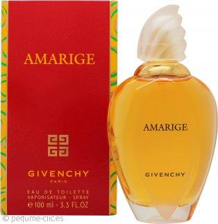 Givenchy Amarige Eau de Toilette 100ml Vaporizador
