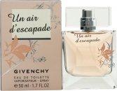 Givenchy Un Air d'Escapade Eau de Toilette 50ml Vaporizador