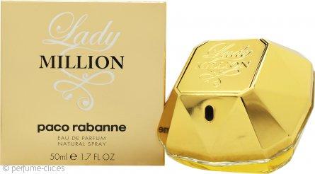 Paco Rabanne Lady Million Eau de Parfum 50ml Vaporizador