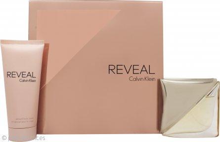 Calvin Klein Reveal Set de Regalo 50ml EDP + 100ml Loción Corporal